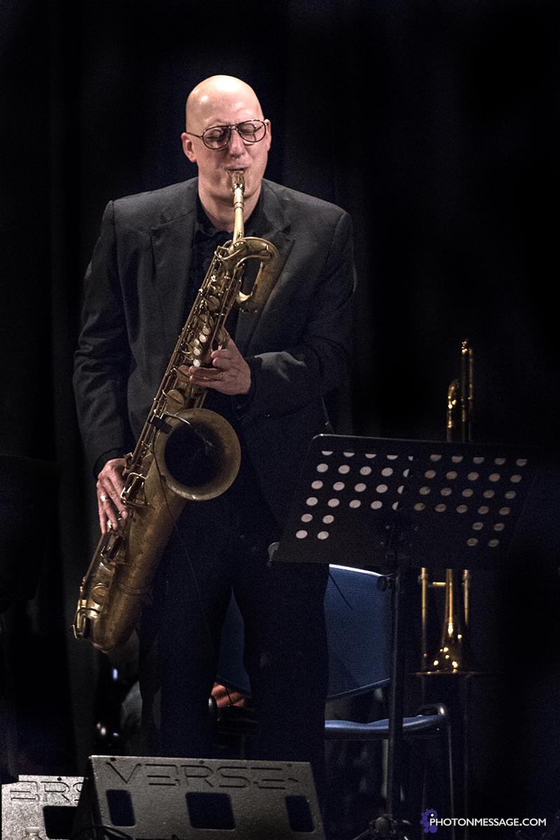 Fabrizio Bozzo and Orchestra Jazz del Veneto - December 2017